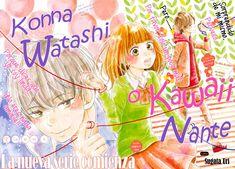 Konna Watashi o Kawaii, Nante Capítulo 1 página 7 - Leer Manga en Español gratis en NineManga.com