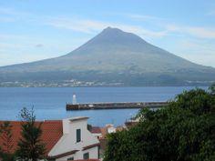 Açores, Pico ( Visto do Faial ) Taken from panoramio