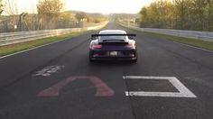 Vor einiger Zeit hatte ich den Porsche 991 GT3 RS MR - MR für Manthey Racing - schon hier vorgestellt und nun durfte die Rennsemmel von Manthey im Sport Auto Supertest auf der Nordschleife ran. Testfahrer