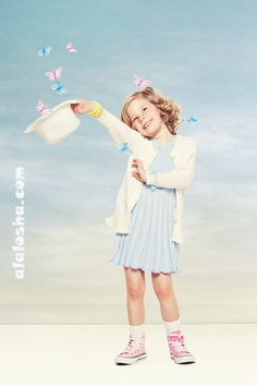 ALALOSHA: VOGUE ENFANTS: Playful and Happy summer with new SS14 MOLE - Little Norway collection