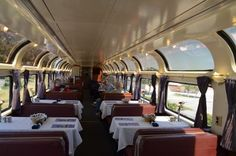 Amtrak Coast Starlight train, Los Angeles to Seattle