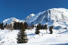 Skiing at Chamonix Best Ski Resorts, Mount Rainier, Mount Everest, Skiing, Travel Photography, Europe, France, Mountains, World
