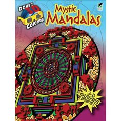 Dover Publications-Mystic Mandalas Coloring Book 3D by Dover. $3.22. Dover. DOV-48102. 9780486481029. Brand New Item / Unopened Product. DOVER PUBLISHING-Mystic Mandalas 3-D Coloring Book. Based on an ancient form of meditative art; mandalas are complex circular designs that draw the eye inward toward their centers. Color thirty dazzling mandala designs according to the easy directions and create kaleidoscopic results. Includes 3-D glasses. Green Edition; printed...