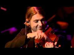 DAVID GARRETT - Volare (by Domenico Modugno).  Show  LIVE IN CONCERT & I...