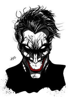 The Joker is back! by DiegoLlorente.deviantart.com on @deviantART