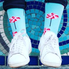Candy Crush 'em with our cute, sweet lollipop socks. Made out of the finest fabric, they will give you the feeling of walking on Candyland clouds. Don't be a sucker and hard done by, order your own Lollipop, Lollipop Socks today! #designersocks #coolsocks #socks #funsocks Unique Socks, Cool Socks, Lollipop Lollipop, Buy Socks, Sport Socks, Designer Socks, Candyland, Walk On, Making Out