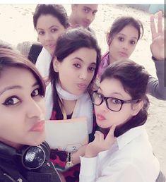 Image may contain: 4 people, selfie Sweet Girl Pic, Cute Girl Photo, Simple Girl Image, Beautiful Girl Image, Beautiful Girl In India, Beautiful Girl Photo, Fb Girls, Cute Girls, Stylish Girls Photos