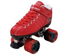 Riedell Diablo - Roller Derby Skates ~£160