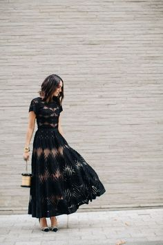 Take a look at the best winter wedding guest dresses in the photos below and get ideas for your outfits! Winter Wedding Guest Dresses We Love – MODwedding Image source Wedding Dress Black, Black Tie Wedding Guests, Winter Wedding Guests, Summer Wedding Outfits, Wedding Party Dresses, Trendy Wedding, Black Wedding Guest Dresses, Wedding Summer, Lace Wedding
