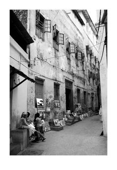 Streets of Stone Town Jaco, Stone Town, Fine Art Photography, Street, Art Photography, Roads, Walkway