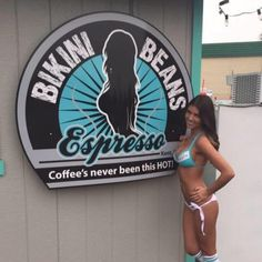 Bikini Beans Espresso (@BikiniBeansKent) / Twitter New Profile Pic, Coffee Stands, Coffee Girl, Espresso Coffee, Beans, Hot, Baristas