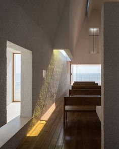 Gallery of Seashore Chapel / Vector Architects - 30