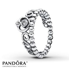 b4e51d1b7 Pandora Ring CZ My Princess Sterling Silver Pandora Story, My Princess, Pandora  Charms,