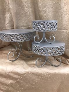 How to Make Round Silver Cake Stands for Wedding Cakes - silver wedding cake stands for sale Wedding Cake Stands, Wedding Cakes, Cake Stands For Sale, Foam Poster Board, Silver Cake Stand, Dessert Tray, Round Wall Mirror, Cake Pans, Beautiful Cakes