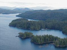Klawock, Alaska | Alaskan Escape Fishing Accommodations on Thorne Bay, Alaska