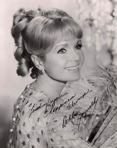 Debbie Reynolds is my favorite. Wonderful dancer, singer, actress, and loves her fans.