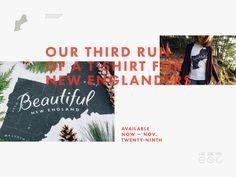 Beautiful new england round three 1600 New England, The Twenties, Third, Web Design, Running, Beautiful, Design Web, Keep Running, Why I Run