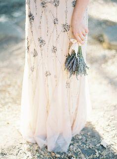a lavender bouquet | make it yourself | jen huang photo