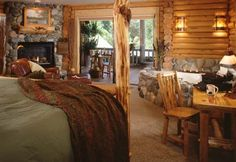 Bed and breakfast suites in Leavenworth WA at Run of the River B