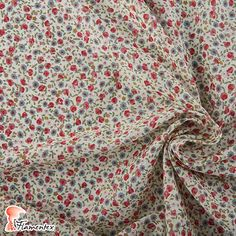 MODELO EGEO/05 - Tejido de algodón estampado. Disponible en: https://flamentex.es/tejidos/Egeo/5