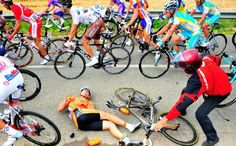 Tour De France: Race or pain edurance?