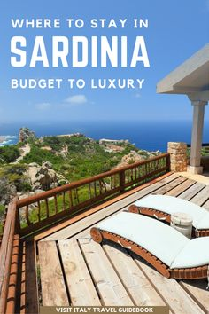 Are you planning to visit Italy and want to know where to stay in Sardinia? You're in luck because here we cover where to stay in Sardinia for the best beaches, best Sardinia hotels and even a few places off the beaten track that you may not know. This guide forms part of our Visit Italy Travel Guidebook. | Travel Dudes #Sardinia #Italy | sardinia where to stay | where to stay in sardinia italy Beach Travel, Beach Trip, Best Hotels In Sardinia, Italy Travel Tips, Sardinia Italy, Southern Italy, Visit Italy, Luxury Hotels, Grand Hotel