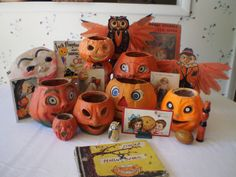 My Early Halloween Collection - I Antique Online