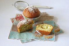 Vanillepudding - Muffins 2