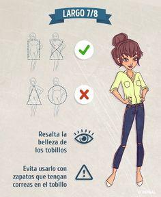 Guía para elegir el pantalón de mezclilla correcto