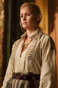 Black Sails - Hannah New as Eleanor Guthrie