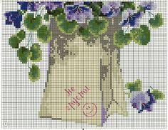 Gallery.ru / Фото #11 - Фиолетовые цветы. - yasochka61