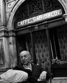 Umberto Saba e il Caffè Garibaldi