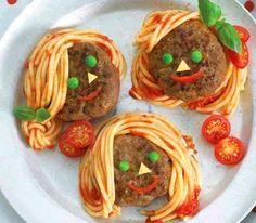 Burger Recipes, Baby Food Recipes, Toddler Meals, Kids Meals, Annabel Karmel Recipes, Cute Food, Good Food, Kreative Snacks, Healthy Junk Food