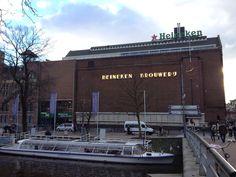Heineken Brewery. Amsterdam, Netherlands.