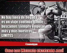 Motivación Sweat Gym. #Salud #Nutrición #Cardio #Musculacion #Culturismo #Fitness #Gym #ComeSano #SweatGym #SoySweatGym #TerritorioSweatGym #MrSweat #SweatGymxVenezuela