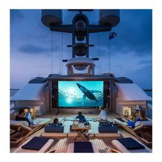 Interior & exterior photos of CALYPSO, the Amels super yacht, designed by Michael Leach with an interior by Michael Leach. Luxury Yacht Interior, Yacht Builders, Yacht Party, Water Toys, Super Yachts, Motor Yacht, George Clooney, Yacht Club, Barack Obama
