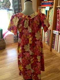 Sew Happy: Maternity Hospital Gown Tutorial Review
