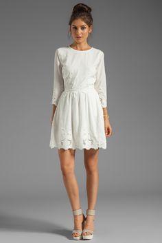 10 Great Elopement Dresses | Dolce Vita Dress