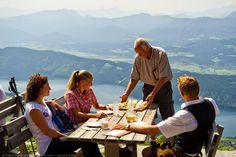 Millstätter See Höhensteig in #Kärnten #Kaernten (c) Franz Gerdl - MTG Austria, Album, Tourism, Road Trip Destinations, Travel Advice, Viajes, Card Book