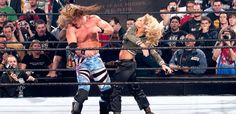 Chris Jericho and Trish Stratus had one of the most gut-wrenching breakups in WWE history. Wwe Trish, Trish Stratus, Wwe Female Wrestlers, Wwe Tna, Chris Jericho, Wrestling Superstars, Never Look Back, Wwe Womens, Now And Forever
