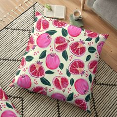 Gabriel, Designs, Throw Pillows, People, Pomegranate, Iphone Case Covers, Cushions, People Illustration, Folk