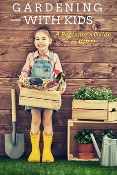 Gardening with kids is a wonderful way to engage their natural curiosity. This resource provides creative ideas and inspiration for beginner gardeners and a handy downloadable gardening toolkit checklist!