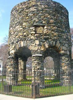 Viking Tower, Newport           #VisitRhodeIsland