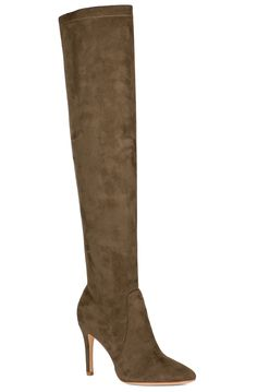 Our new must-have boots for Fall: the Jemina Boots in dark taupe