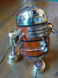 steampunk star wars | Steampunk-R2-D2-Star-Wars