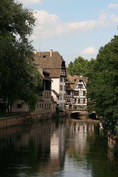 Strasbourg, The week I spent here was fantastic!