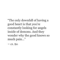 The only downfall....