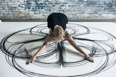kinetic drawing - heather hanson