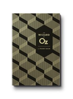 Penguin - Wizard of Oz / design by Jim Stoddart and Coralie Bickford-Smith