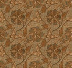 "33857.812 Bustani Copper  by Kravet Contract Fabric - Polyester 73%, Solution Dyed Nylon 27% USA Heavy H"" 10 inches, V: 11 inches 54 inches  - Fabric Carolina -  Kravet Contract"